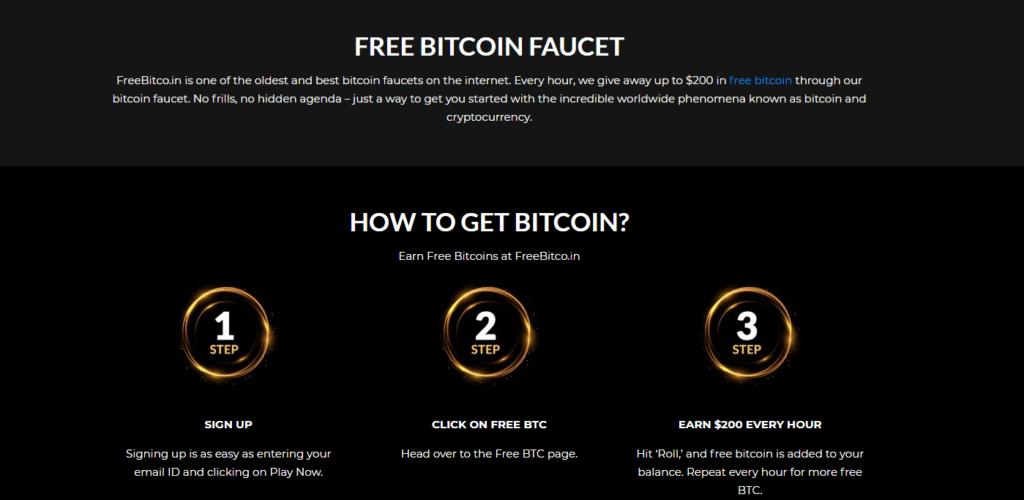 Cara mendapatkan bitcoin gratis dari Faucet