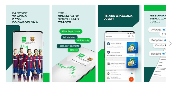 Aplikasi Forex FBS Indonesia